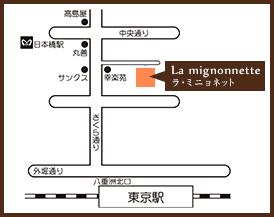 ラ・ミニョネット>